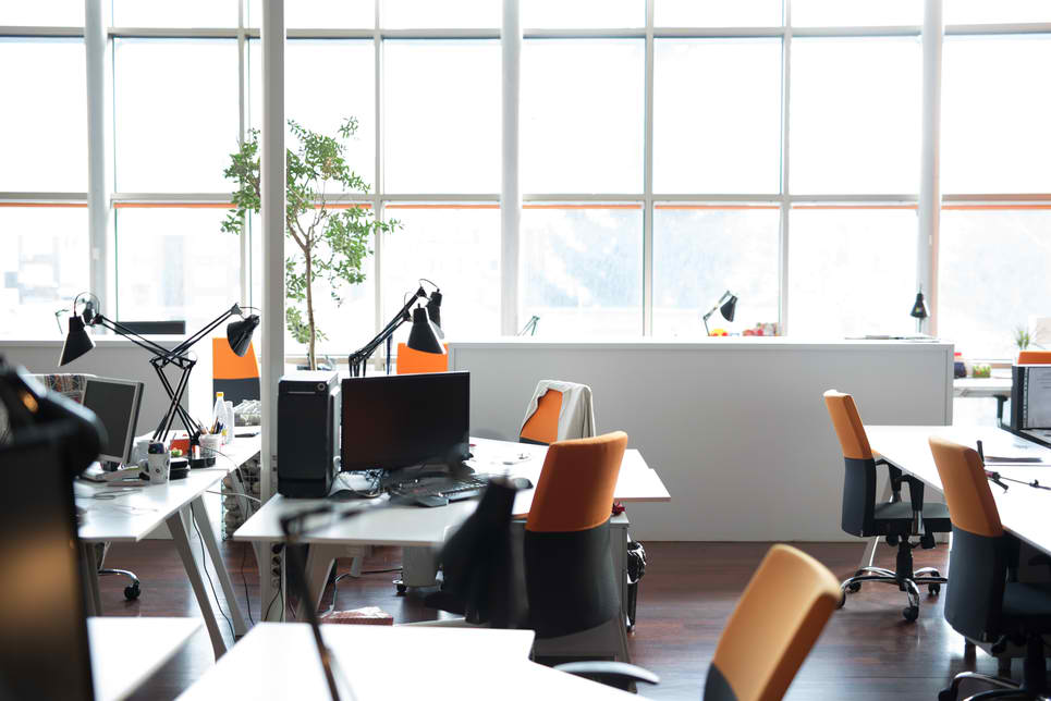 office cleaning services in Charlotte